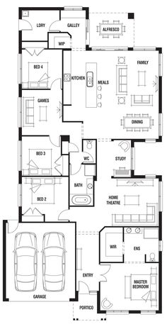 I Love House Plans On Pinterest Granny Flat Granny Flat