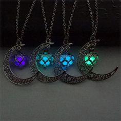 Cheap jewelry heart necklace, Buy Quality jewelry boxes and bags directly from China necklace jesus Suppliers: 2017 Glowing In The Dark Pendant Necklaces Silver Plated Chain Necklaces Hollow Moon & Heart Choker Necklace Collares Jewelry Necklace Price, Moon Necklace, Silver Pendant Necklace, Silver Necklaces, Chain Necklaces, Necklace Charm, Silver Earrings, Pearl Pendant, Silver Jewellery
