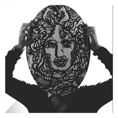 Come il Mercurio Igneo, a quest'Arte rivolgi la tua brama: pietrifica! #Medusa #Gorgone