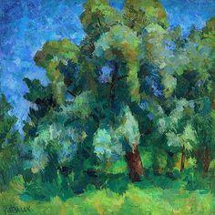 Oak Robert Falk 1923
