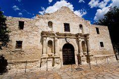 San Antonio Alamo. San Antonio, Texas.