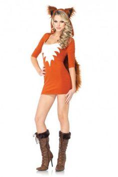 foxy costume.... love this!