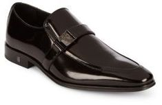 ed0929096b9 Signature Leather Loafers