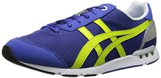 Onitsuka Tiger Metro Nomad Fashion SneakerDark BlueLime12 M US135 Womens M US >>> Find out more about the great product at the image link.