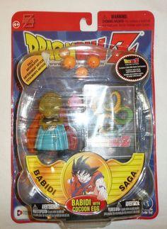 Dragonball Z Babidi with Cocoon Egg Action Figure - Dragon Ball DBZ Babidi Saga Dbz Toys, Movie Characters, Cool Toys, Dragon Ball Z, Saga, Action Figures, Dragon Dall Z