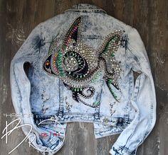 Купить Джинсовая куртка FiSH - джинса, джинсовый стиль, джинсовая куртка, стиль, мода