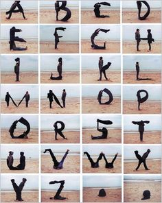 11 actividades para crear, tocar, manipular las letras del abecedario | Entre Actividades Infantiles