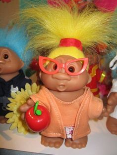 troll dolls | School Teacher Troll, A New 2006 Dam Troll.