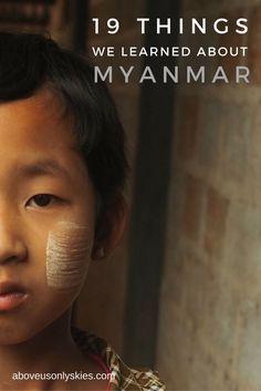 We hadn't planned on visiting Myanmar (Burma), but we're so glad we did...