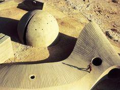 Dani Karavan, Negev Monument, Beersheba, Israel, 1963-1968 © Jeanne Bucher…