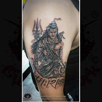 #lordshiva tattoo done by Satish Dorwekar @Sky_izthelimit at GunsArtwork tattoo, Pune. one of the still taken from an animated book and tattooed, Abt 4 working hours, #tattoo #tattoos #tattooartist #tattooartistmagazine #tattooart #tattoosofinstagram #tattooed #lordshivatattoo #shivatattoo #portrait #portraittattoo #religious #religioustattoo #art_spotlight #art_collective #art_empire #btattooing #artwork #tattoodesign #tattooflash #blackandgreytattoos #halfsleevetattoo