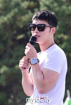 151002 Jaejoong @ GFF