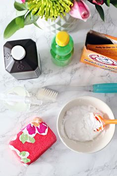 Grout cleaner DIY