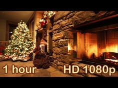 ✰ 1 HOUR ✰ CHRISTMAS GUITAR Instrumental ♫ Peaceful Christmas ...