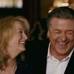 Meryl Streep and Alec Baldwin in Its Complicated