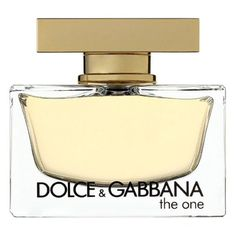 Smell feminine and sophisticated in this Dolce & Gabbana the One fragrance.