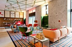 Room Mate Hotel by Patricia Urquiola on Behance