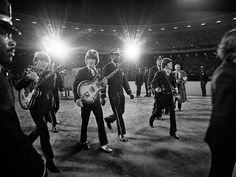 Paul McCartney shares never-seen-before photo from The Beatles' final gig at San Francisco's Candlestick Park
