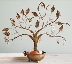 Our Selection Of Jewelry Storage Including Tree Life Stand