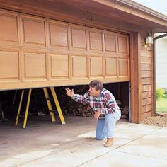An annual garage door tune-up helps ensure reliable, quiet operation and safety. Each step of the tune-up takes 10 minutes or less and is worth it to keep your garage door in good working order.