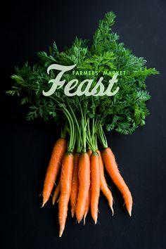 Farmers' Market Feast - Carrots | Minimally Invasive blog