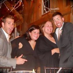 Evans family (brothers and sisters Scott, Shanna, Carly and Chris) they look so adorable ♥