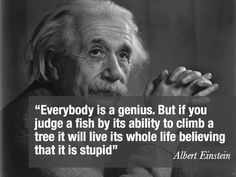 Einstein didn't have the best childhood. In fact, many people thought he was just a dud. He never spoke for the first three years of his life, and throughout elementary school, many of his teachers thought he was lazy and wouldn't make anything of himself. He always received good marks, but his head was in the clouds, conjuring up abstract questions people couldn't understand. But he kept thinking and, well, he eventually developed the theory of relativity, which many of us still can't wrap…