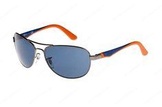 """Купить солнцезащитные очки Ray-Ban 0RJ9534S 241/80 в интернет-магазине """"Роскошное зрение"""""""