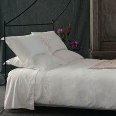 Belle de Nuit // Romantische Bettwäsche