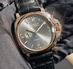 Hands-On with the Panerai Luminor Due Automatic 45mm PAM674 & PAM675