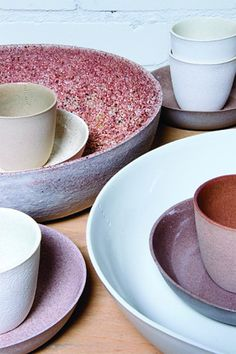 Get the look: earthy, natural homewares