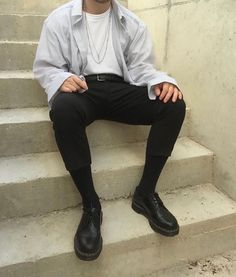 Trendy Outfit Grids For Men To Stay In Style ⋆ zonamasak.me Trendy Outfit Grids For Men To Stay In Style ⋆ zonamasak. Fashion Mode, Boy Fashion, Korean Fashion, Kpop Fashion Outfits, Ulzzang Fashion, Fashion Styles, Fashion Clothes, Fashion Ideas, Mode Streetwear