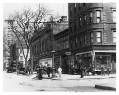 109th Street & Broadway - Upper West Side - New York, NY 1910
