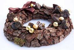 Design & Decor: Новогодний декор из природных материалов от Kaleda..