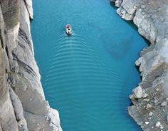 Kahramanmaras waterfall