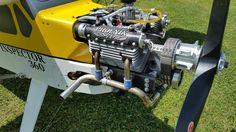 PHOENIX V4 220cc - Self Made Engine