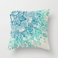 Throw Pillows featuring Lovely  by rskinner1122