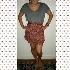 Boho Festival Skirt