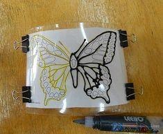 Haz hermosas mariposas reciclando botellas de plástico fácil y bonito
