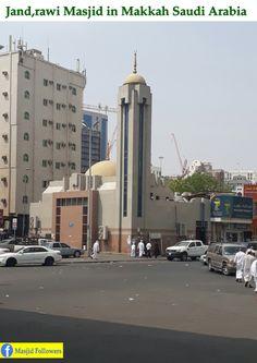 Masjid in Saudi Arabia