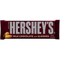 Hershey's Milk Chocolate with Almonds (36 ct)