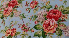 Kvetovane platno