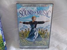 The Sound of Music Blu-ray/DVD, 2010, 45th Anniversary Edition NEW