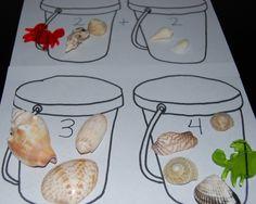 Beach Theme Activities for Preschool! - The Preschool Toolbox Blog