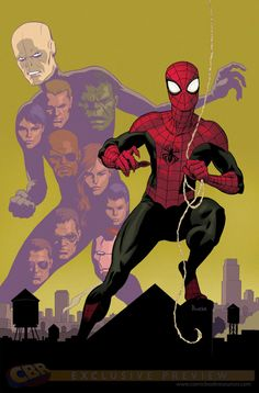 Avenging Spiderman # 20