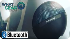 Marsboy Wireless Bluetooth Speaker - Unboxing