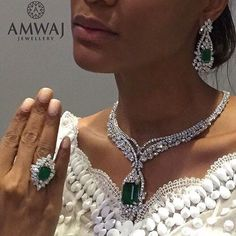 @amwaj_jewellery will be at Dhabi Jewellery and Watch Show. May 3rd - 7th…