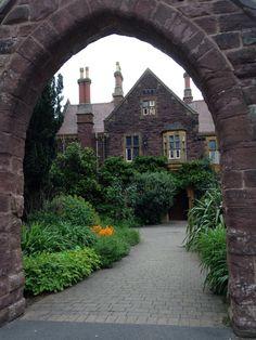See 10 photos from 75 visitors to University of Bristol Botanic Garden. University In England, Bristol University, Bristol England, Bristol Uk, Great Places, Places To Go, Beautiful Places, Visit Uk, Uk Universities
