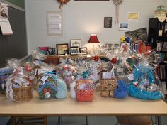 My high school students helped make easter baskets for residents at my high school students and i made gift baskets for 10 nursing home residents it negle Images