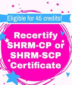 Recertify your shrm credentials with 45 pdcs! With recruiting skills made simple I'll teach you how to earn money faster by submitting candidates looking to hire for high bounties. #earnmore #newcareer #career #newjob #girlboss #wanderlust #travelmore #remotework #remote #recruiting #shrmrecertify #recruitment #jobtips #careerhelp #recruitertraining